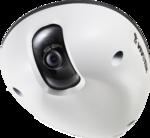 Внутренная купольная мобильная видеокамера MD7530D